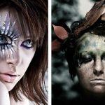 Creative beauty & make up photography