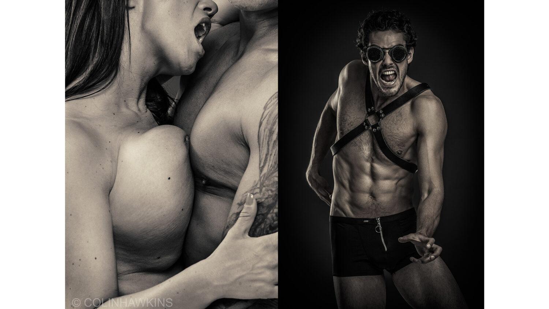 Sex & fetish in black & white