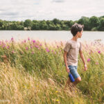 Wessex Water Reservoirs _ Child